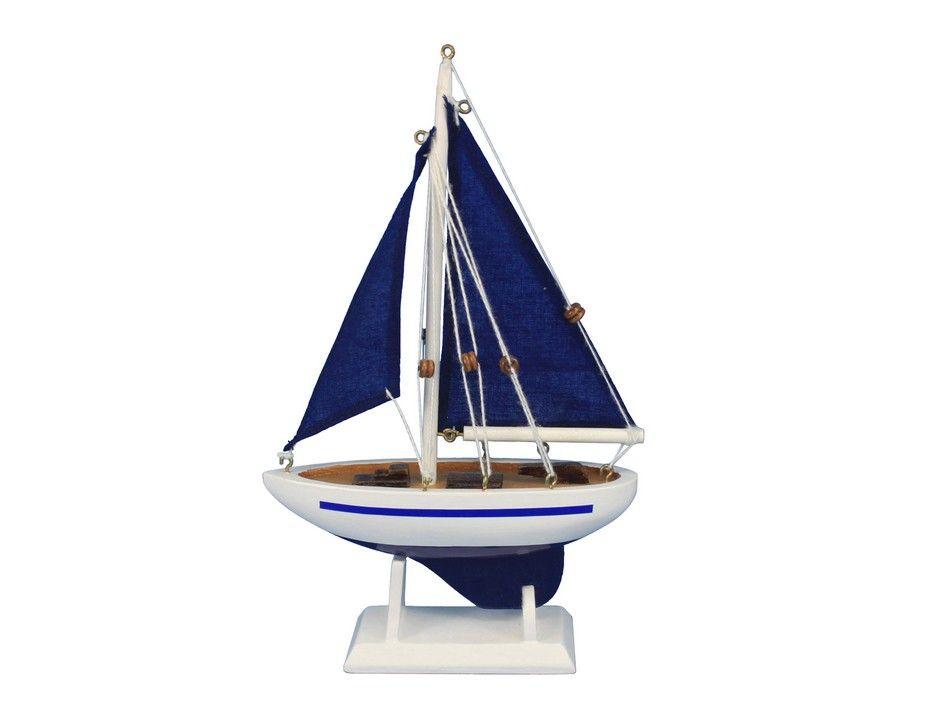 Small Sailboat 9 Inch