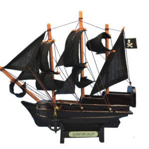 Pirate ship – 7″