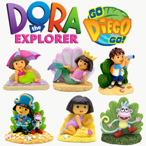 Dora the Explorer / Go Diego Go